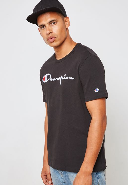 Applique Logo T-Shirt