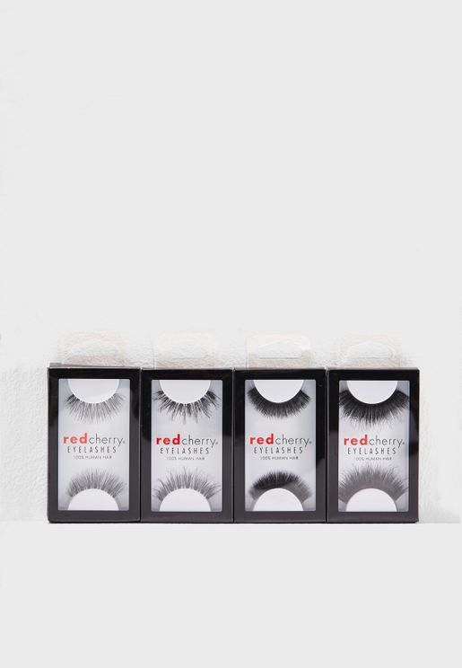 Red Cherry Lashes Valley Collection Limited