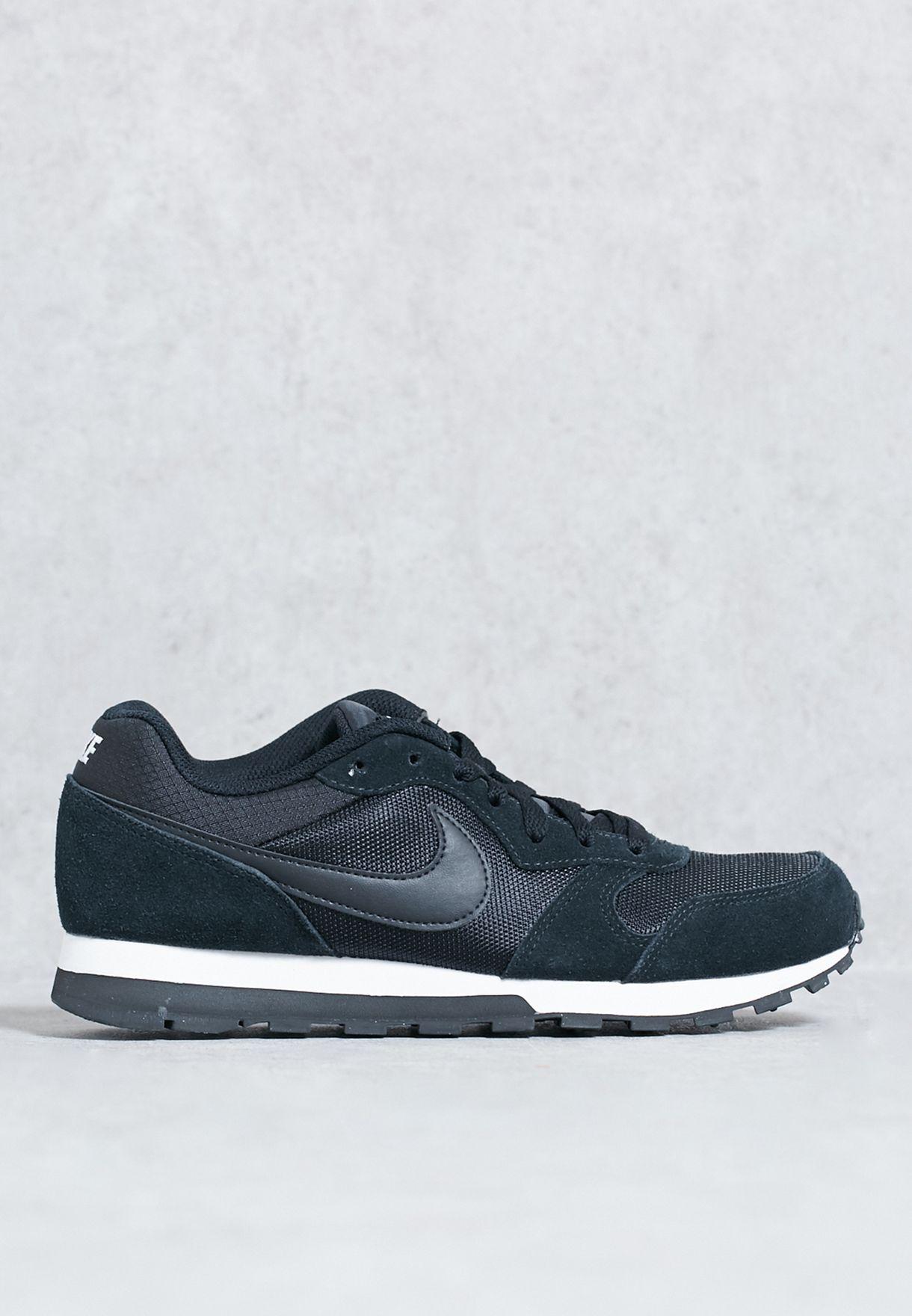 wholesale dealer e9cfd aea9a Shop Nike black MD Runner 2 749869-001 for Women in UAE - NI727SH66OTL