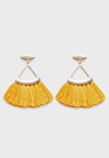 Colledara Tassel Earrings