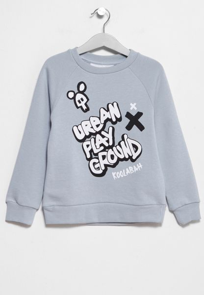 Little Urban Playground Sweatshirt