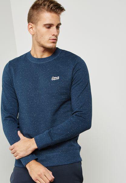 Nepped Sweatshirt
