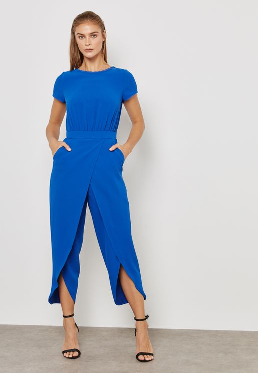 High Low Jumpsuit