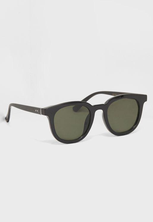 Basi Wayfarer  Sunglasses