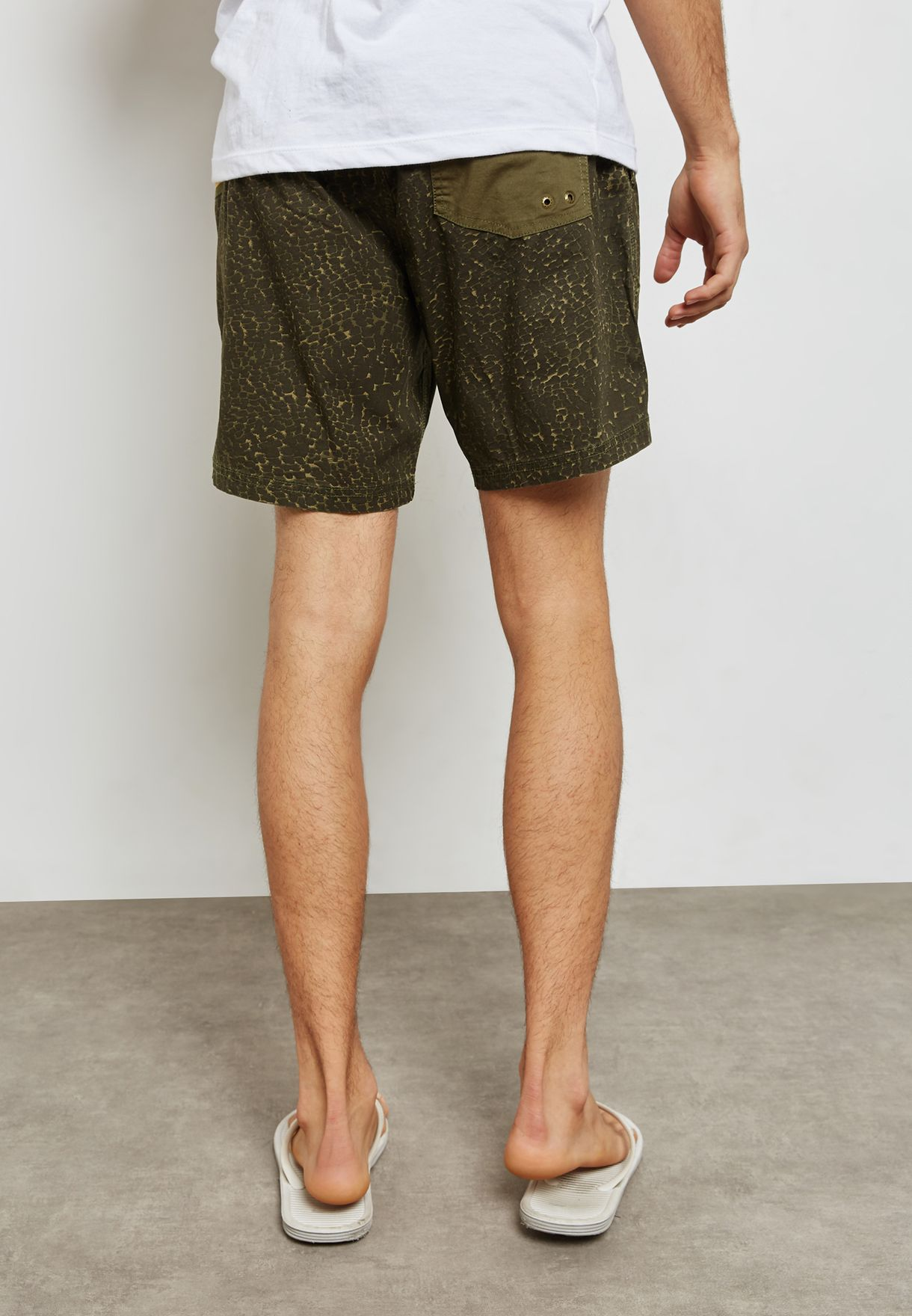 Bique Shorts