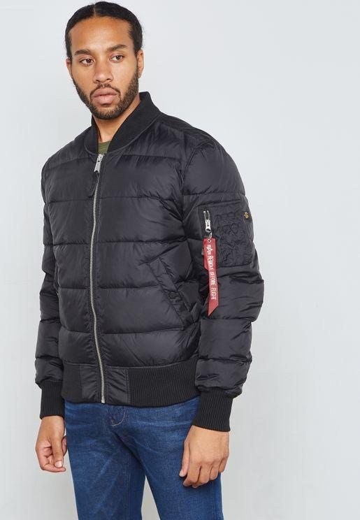 MA-1 Puffer Jacket