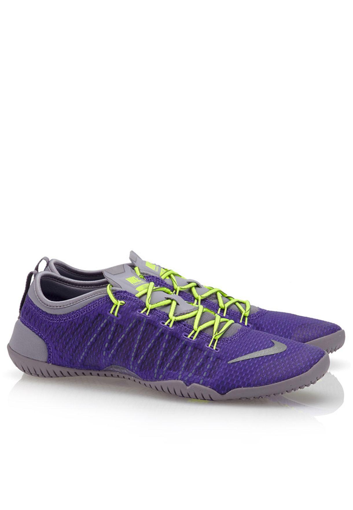 4f79e20da409d Shop Nike purple Free 1.0 Cross Bionic 641530-501 for Women in UAE ...