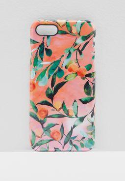 Orange Tree iPhone 7 Case