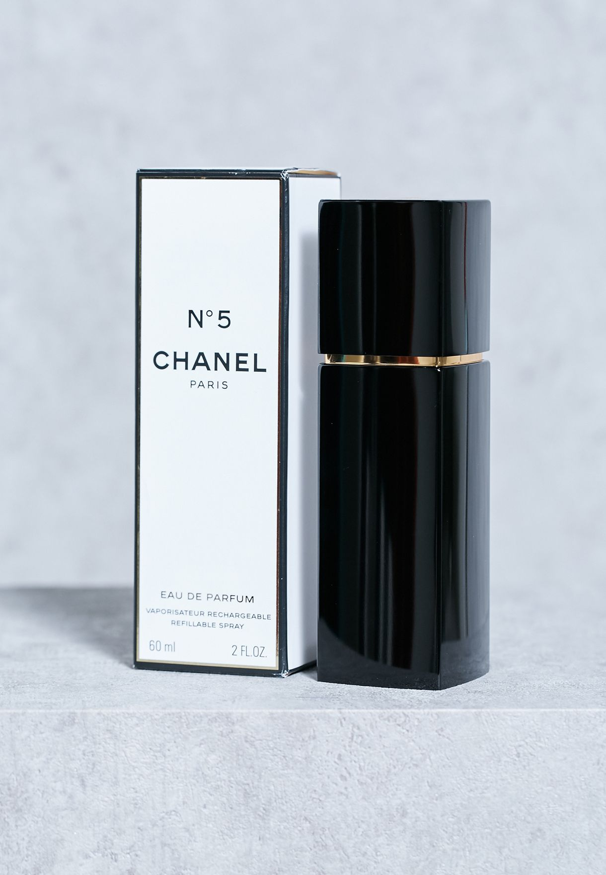 Shop Chanel Black No5 60ml Edp 3145891254501 For Women In Saudi