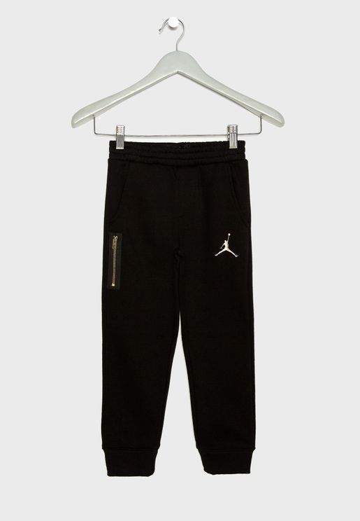 Kids Jordan Metal Man Sweatpants