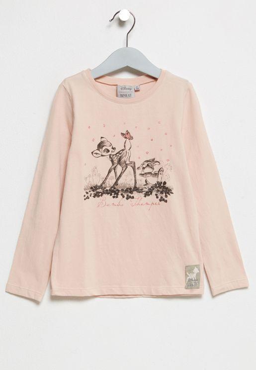 Little Bambi and Thumper T-Shirt
