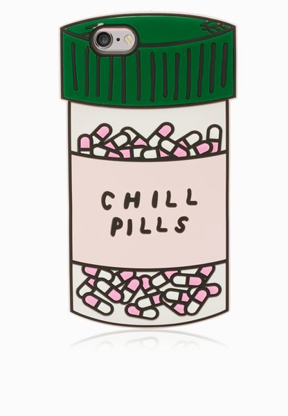 iPhone 6 Chill Pills Cover