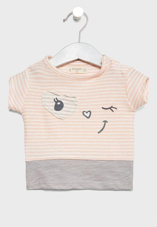 Infant Linda T-Shirt