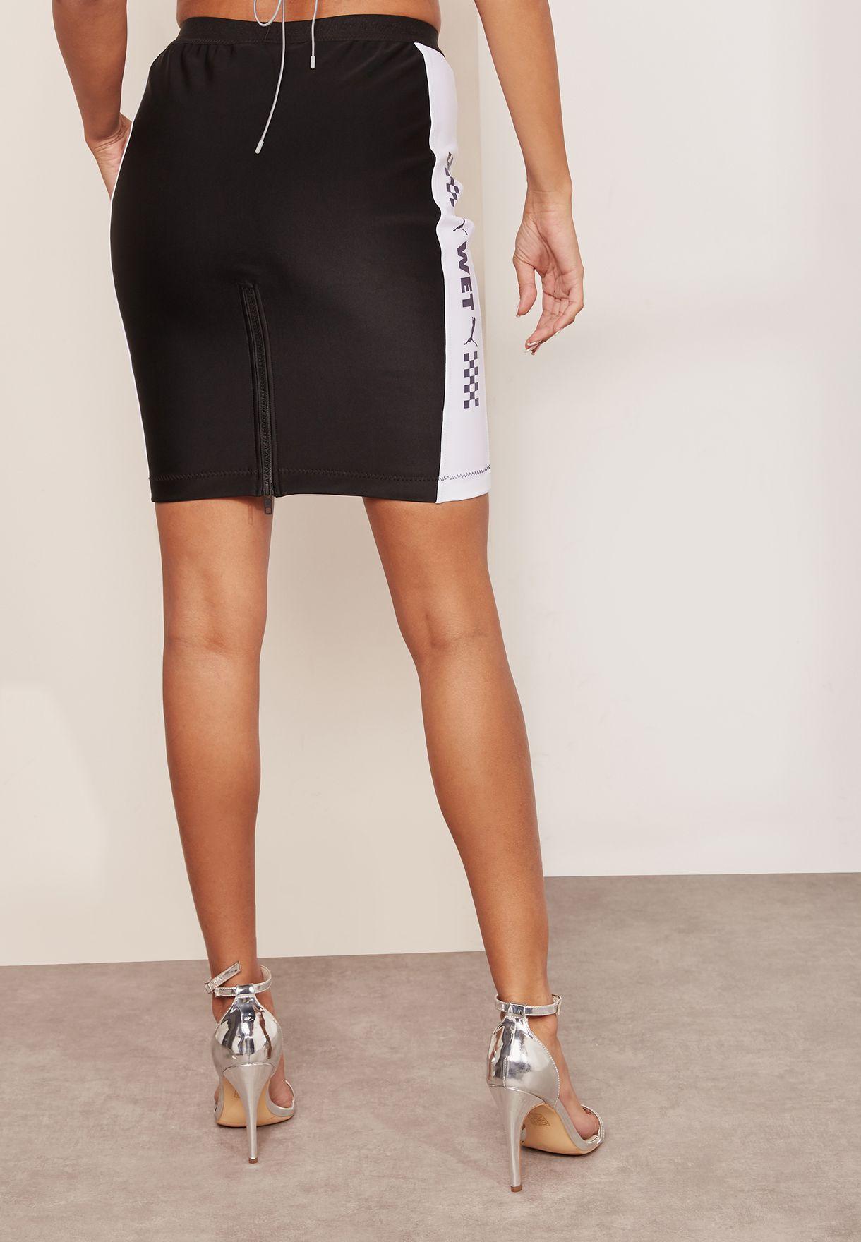 Biker Skirt