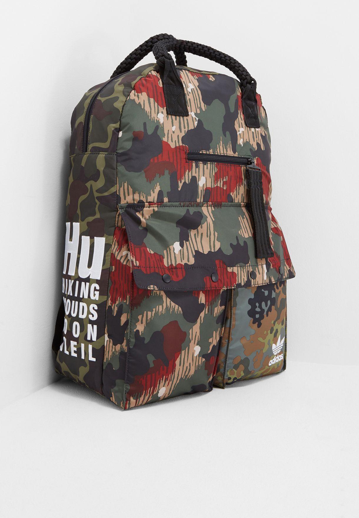 Pharrel Hu Backpack