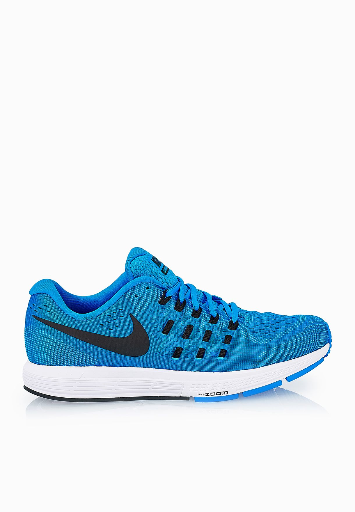08f752132e34 Shop Nike blue Air Zoom Vomero 11 818099-400 for Men in UAE ...