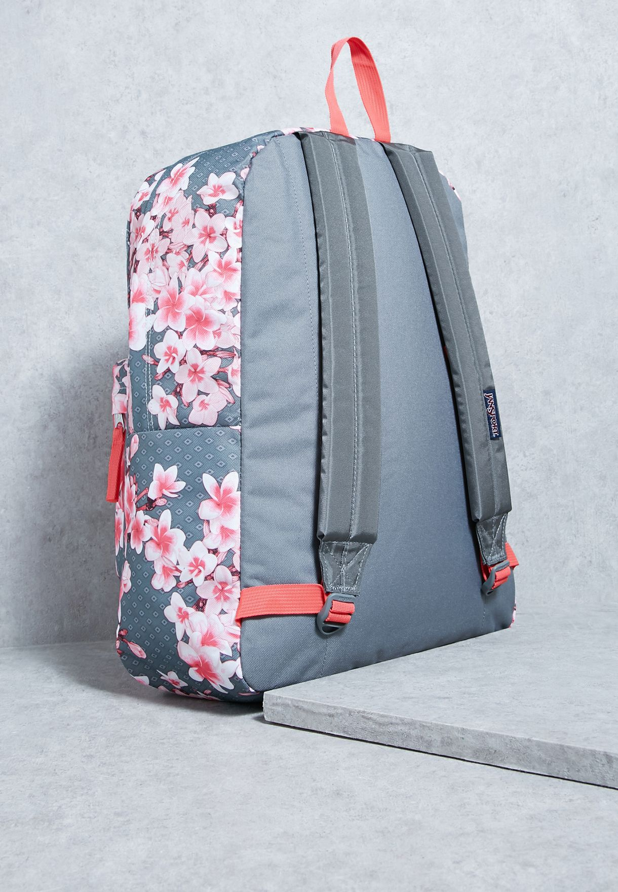 Diamond Plumeria Superbreak Backpack