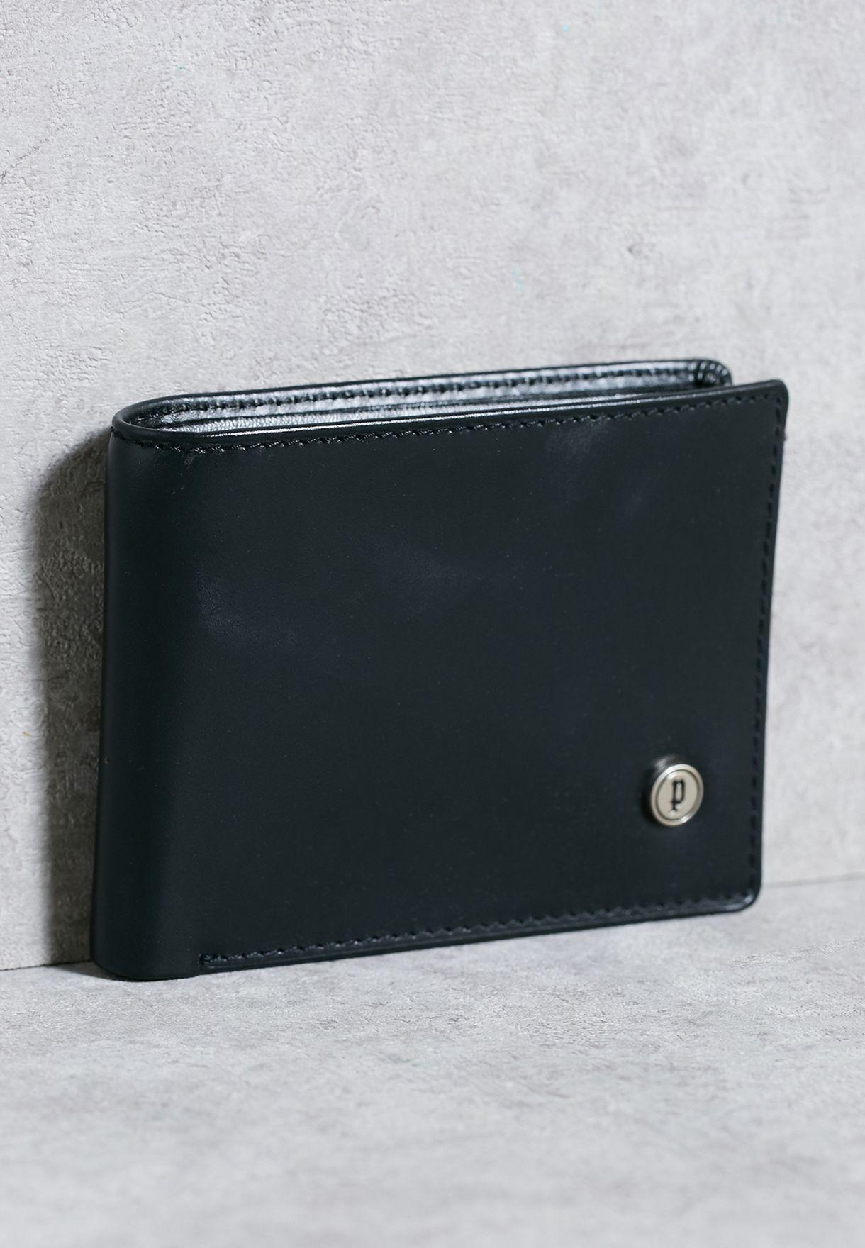 f68e978fb تسوق محفظة جلد اصلي ماركة بوليس لون أسود PA30013WLB/01 في السعودية ...