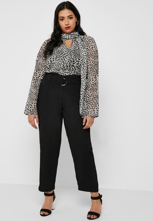 Barbra High Waist Pants