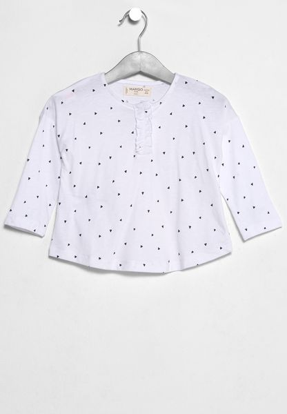 Infant Peche T-Shirt