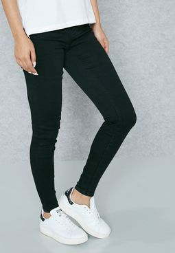 Regular Length Skinny Jeans