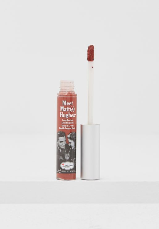 Meet Matte Hughes Trustworthy Lipstick