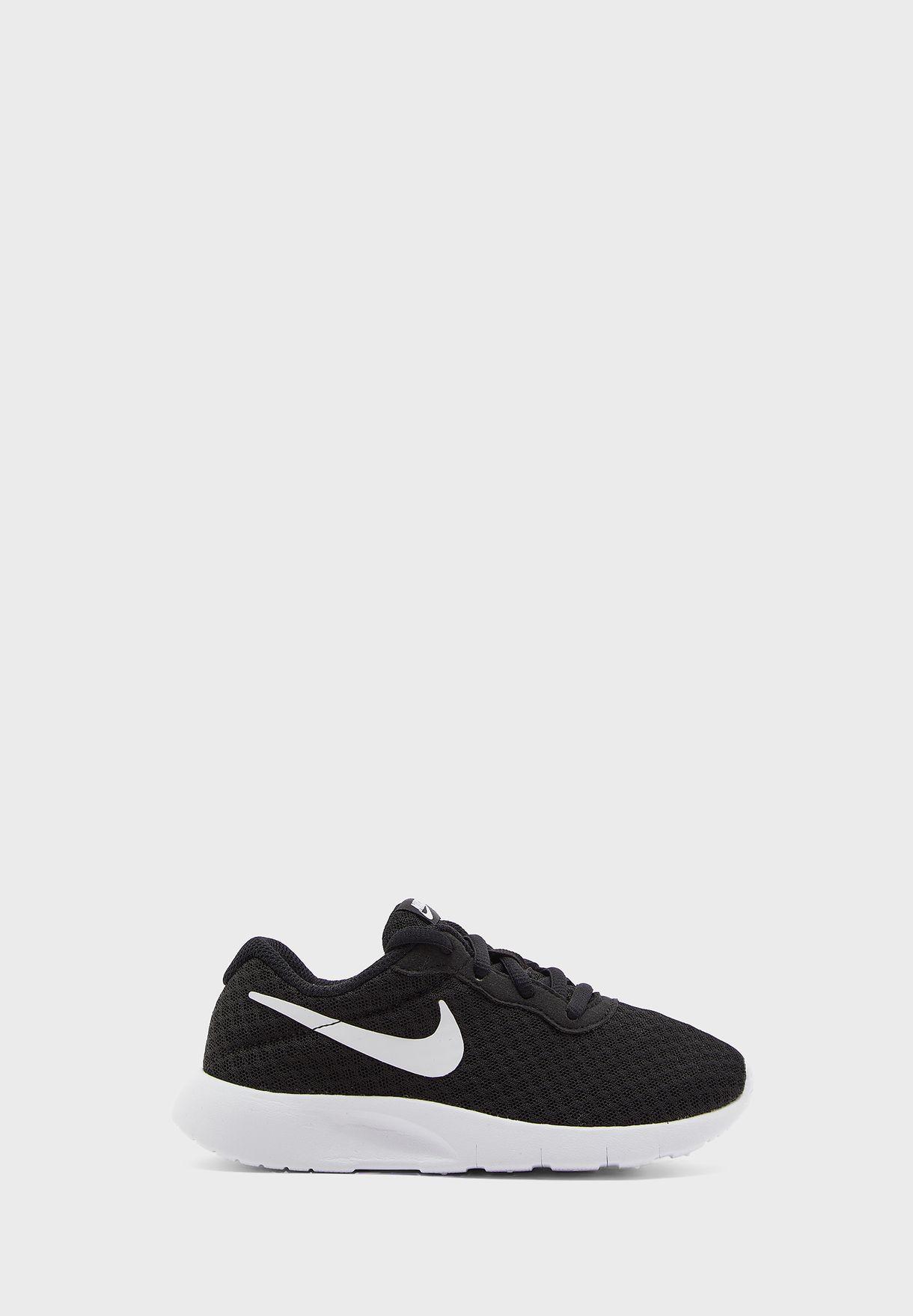 on sale ed9ea 73cc3 Shop Nike black Kids Tanjun 818382-011 for Kids in UAE - NI727SH66JDL