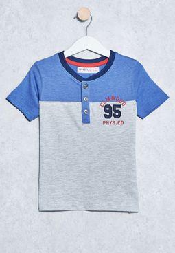Kids Granded T-Shirt