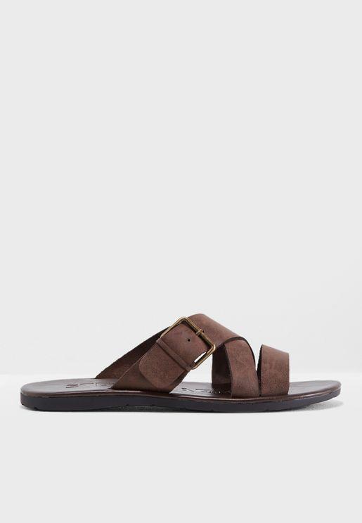 Suspense Sandals