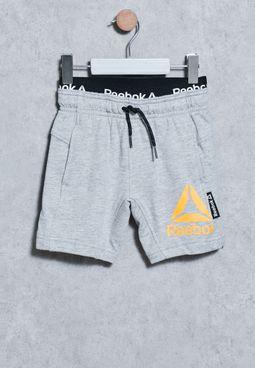 Kids Essential Shorts