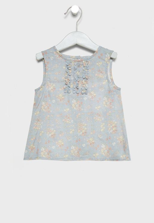 Infant Printed Top