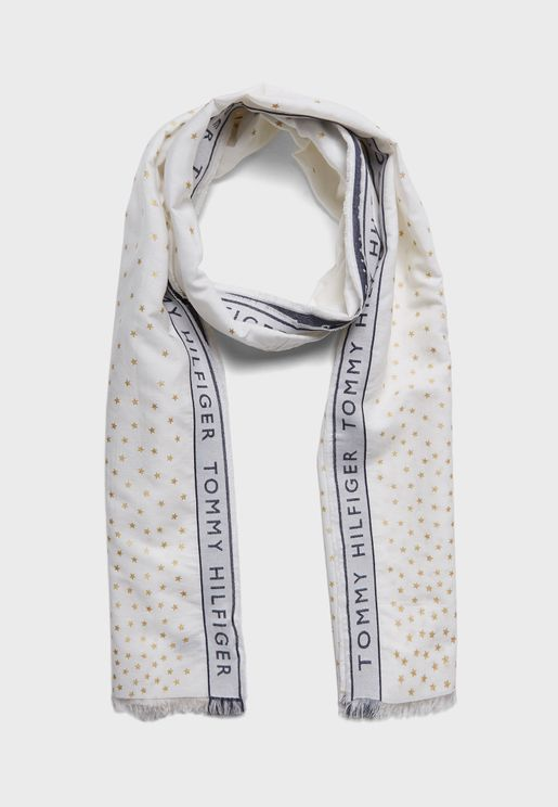 Tommy Selvage Scarf