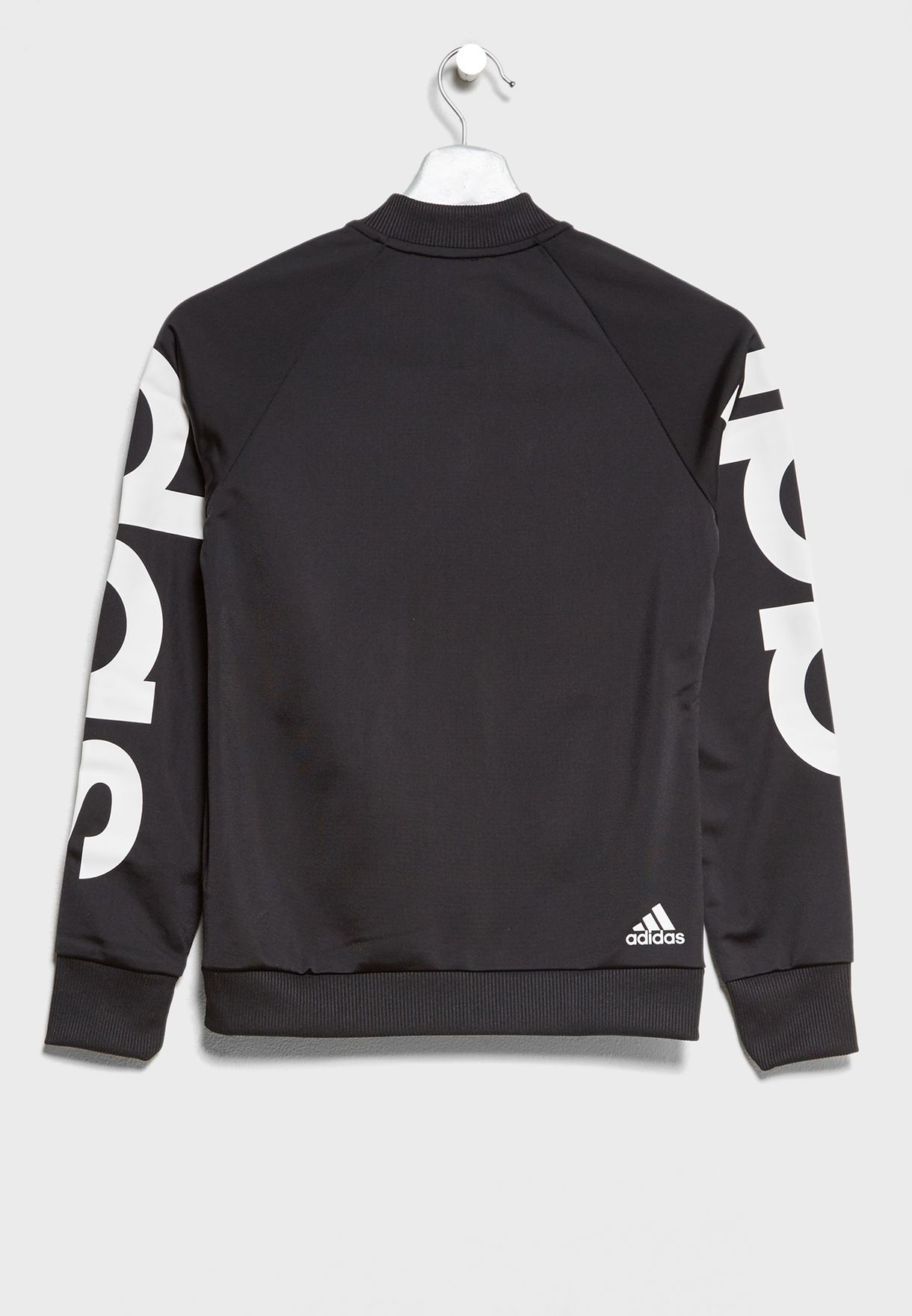 ristorante grandinare Alzati invece  Buy adidas black Youth Linear Tracksuit for Kids in MENA, Worldwide | CF7311