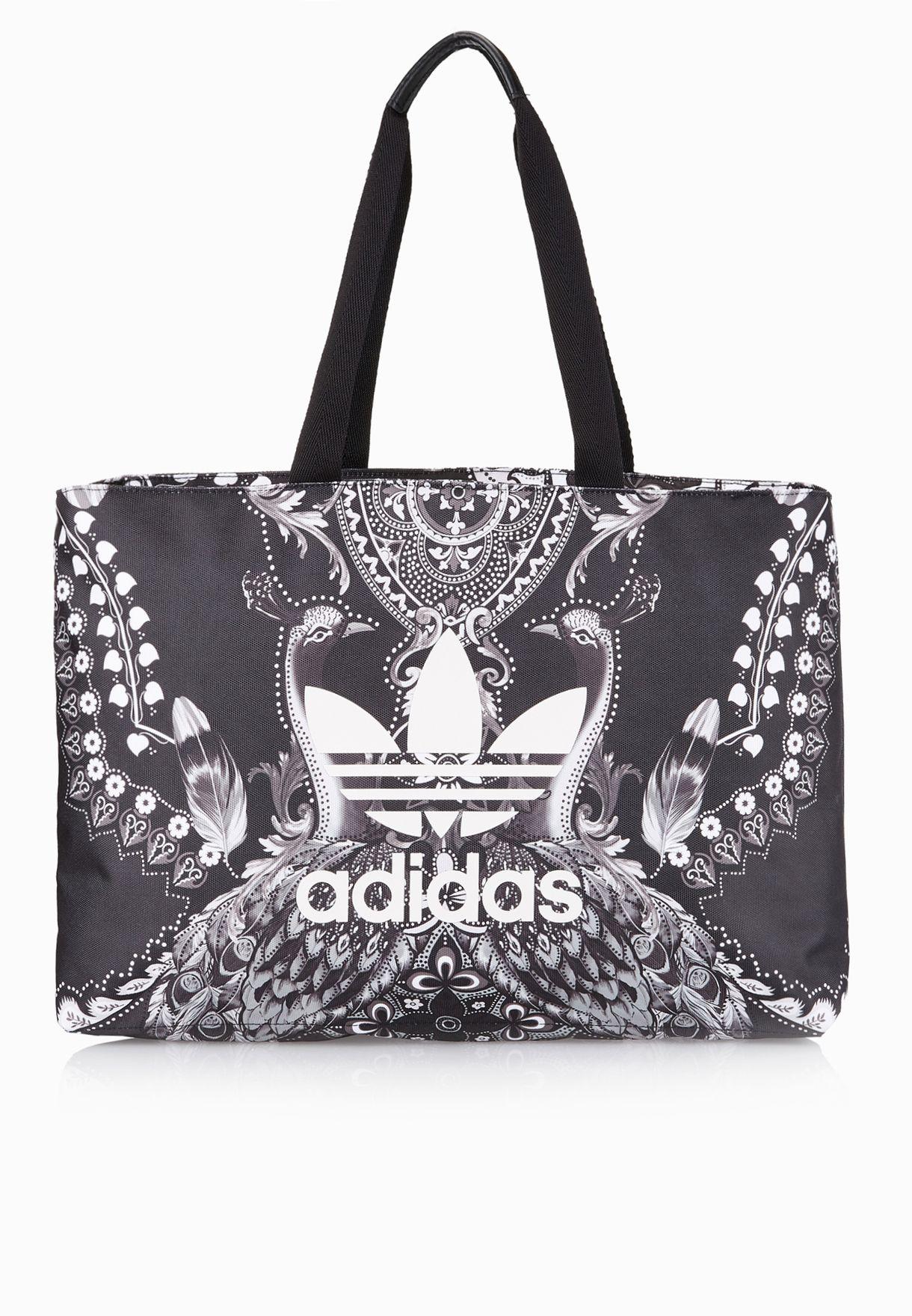 1b442f4f70f538 Shop adidas Originals grey Pavao Shopper AY9361 for Women in UAE ...