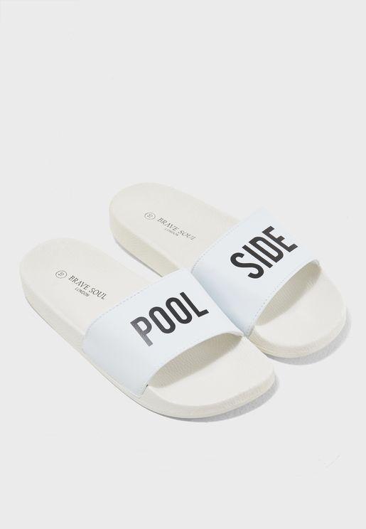 Pool Side Sandals