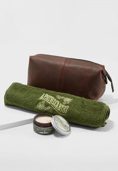 Wash Bag Shave Kit