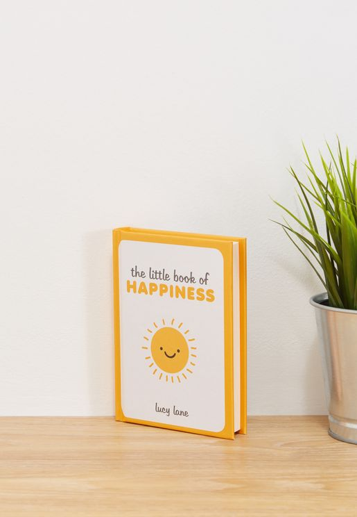The Little Book of Happiness Book