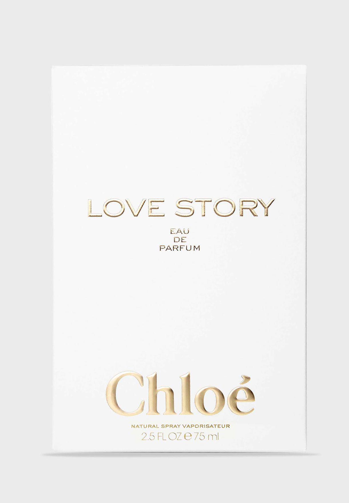 Love Story Eau De Parfum 75ml