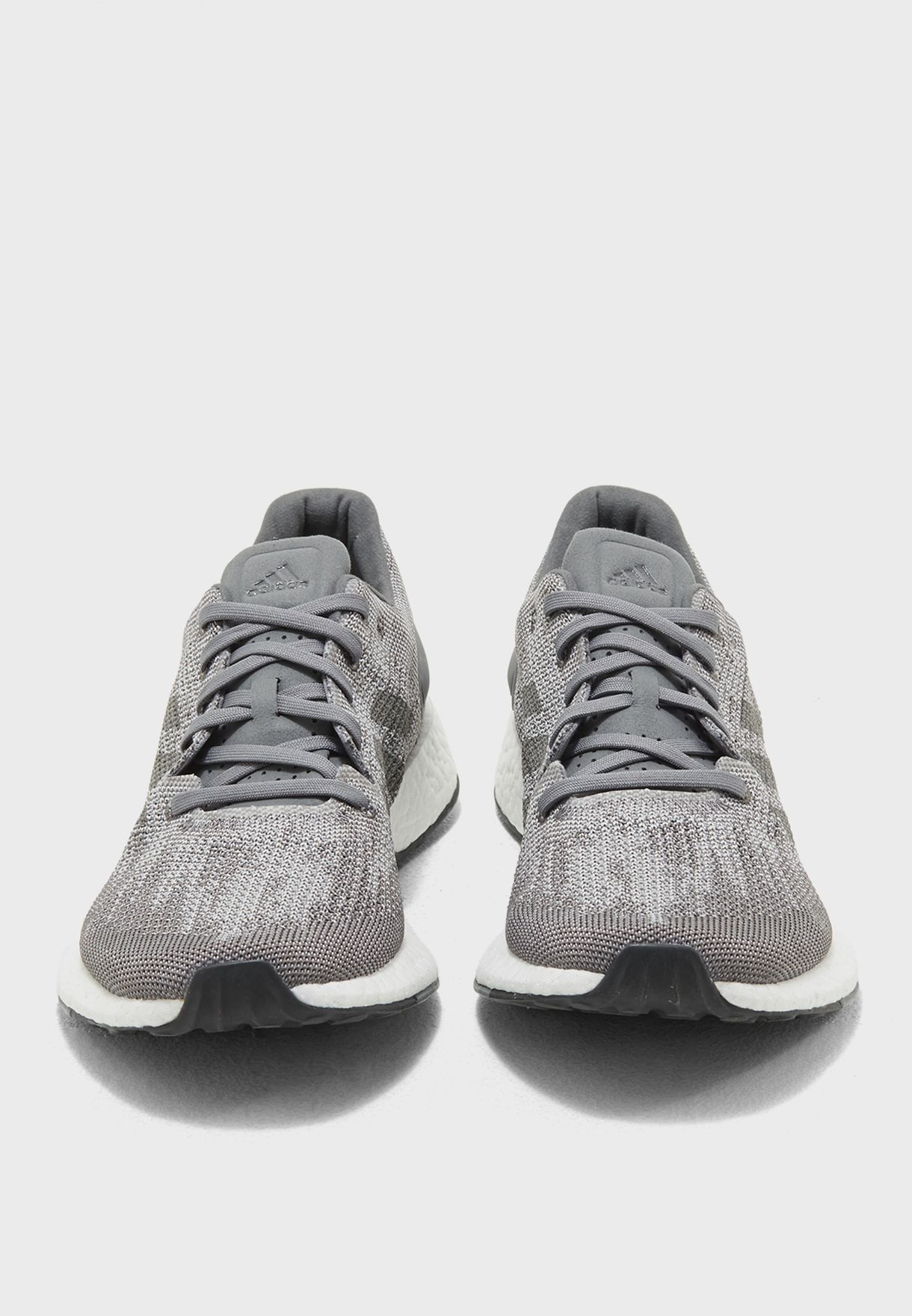 quality design f439c d9f3f Shop adidas grey Pureboost DPR BB6290 for Men in Qatar - AD4