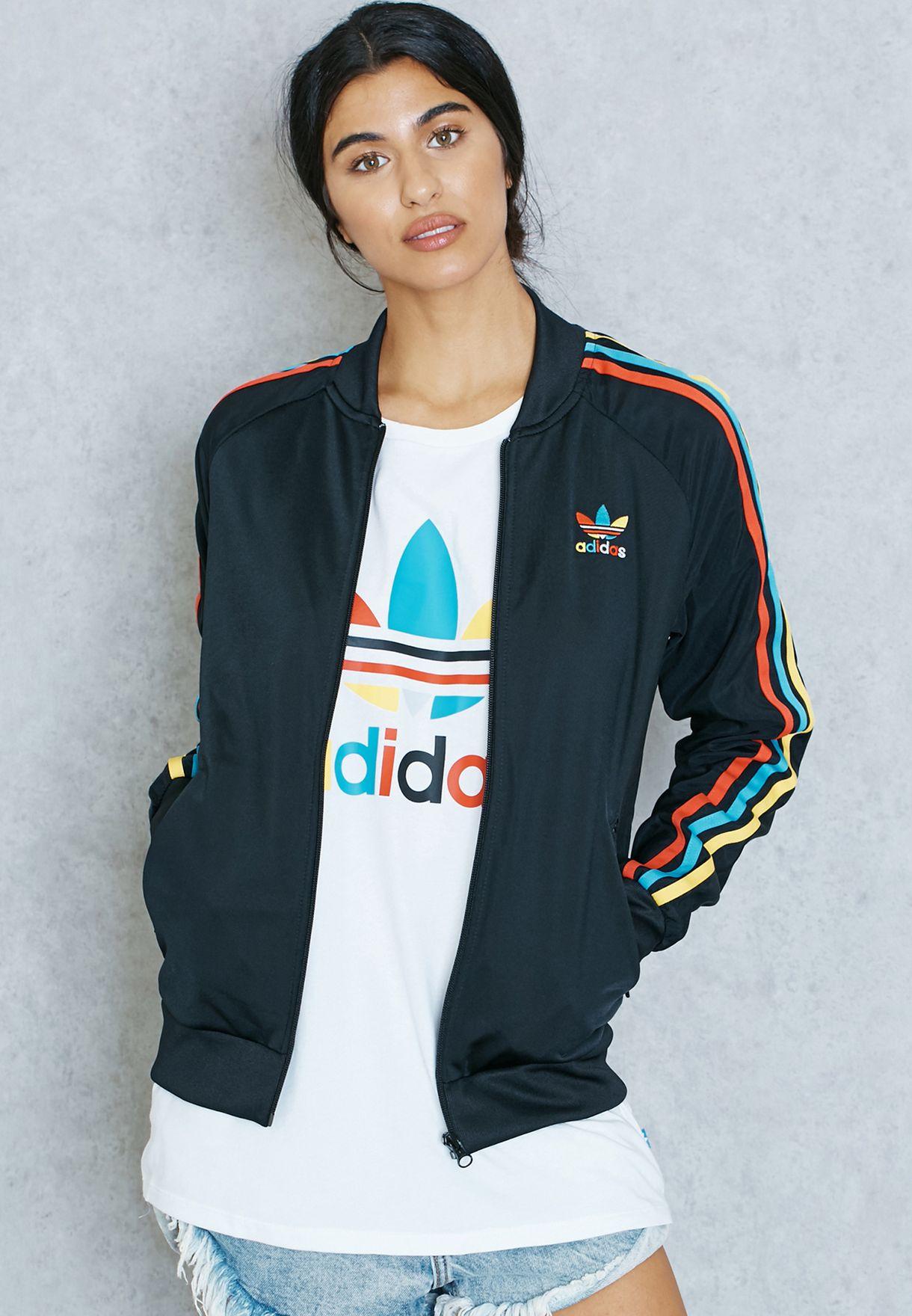 hot sales 4c5cd ddd22 Superstar Track Jacket