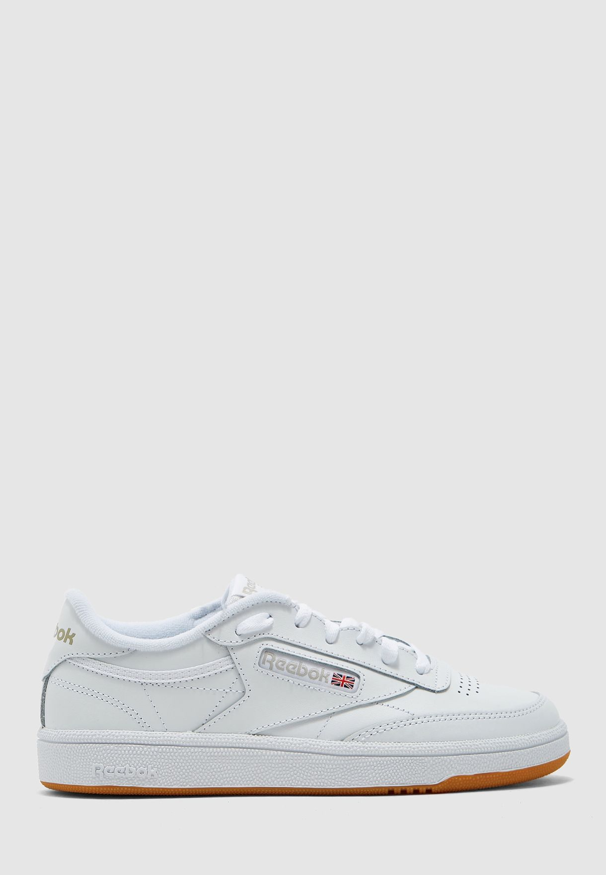 a72b4fd7a14 Shop Reebok white Club C 85 BS7686 for Women in Oman - RE019SH56EQH