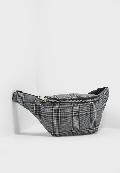 Glen Plaid Bum Bag