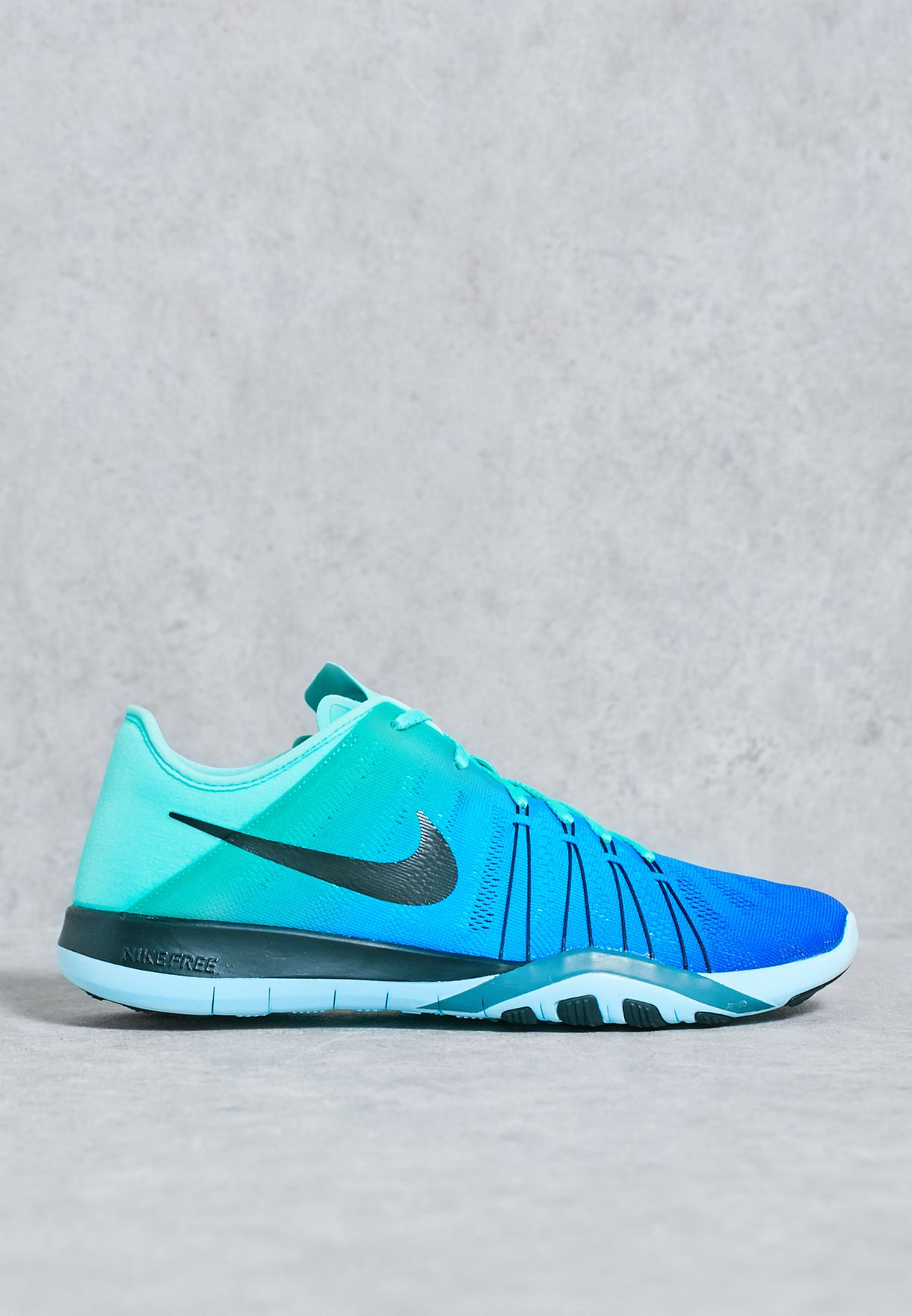 8d4f3899bad0 Shop Nike multicolor Free TR 6 Spectrum 849804-300 for Women in UAE ...