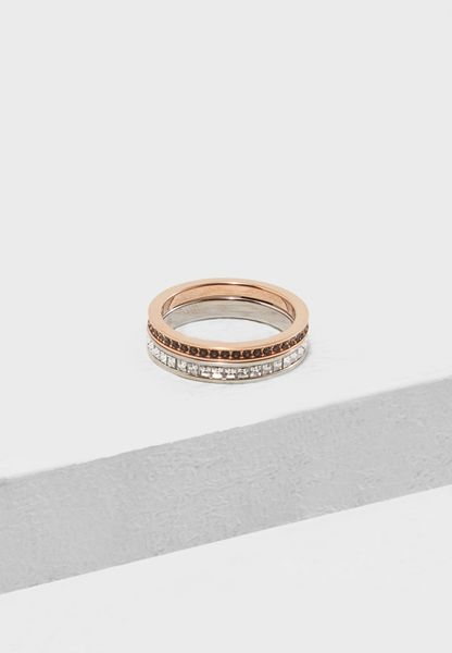 Hint Double Ring