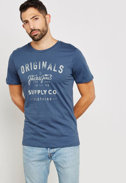 Motors Original Print T-Shirt