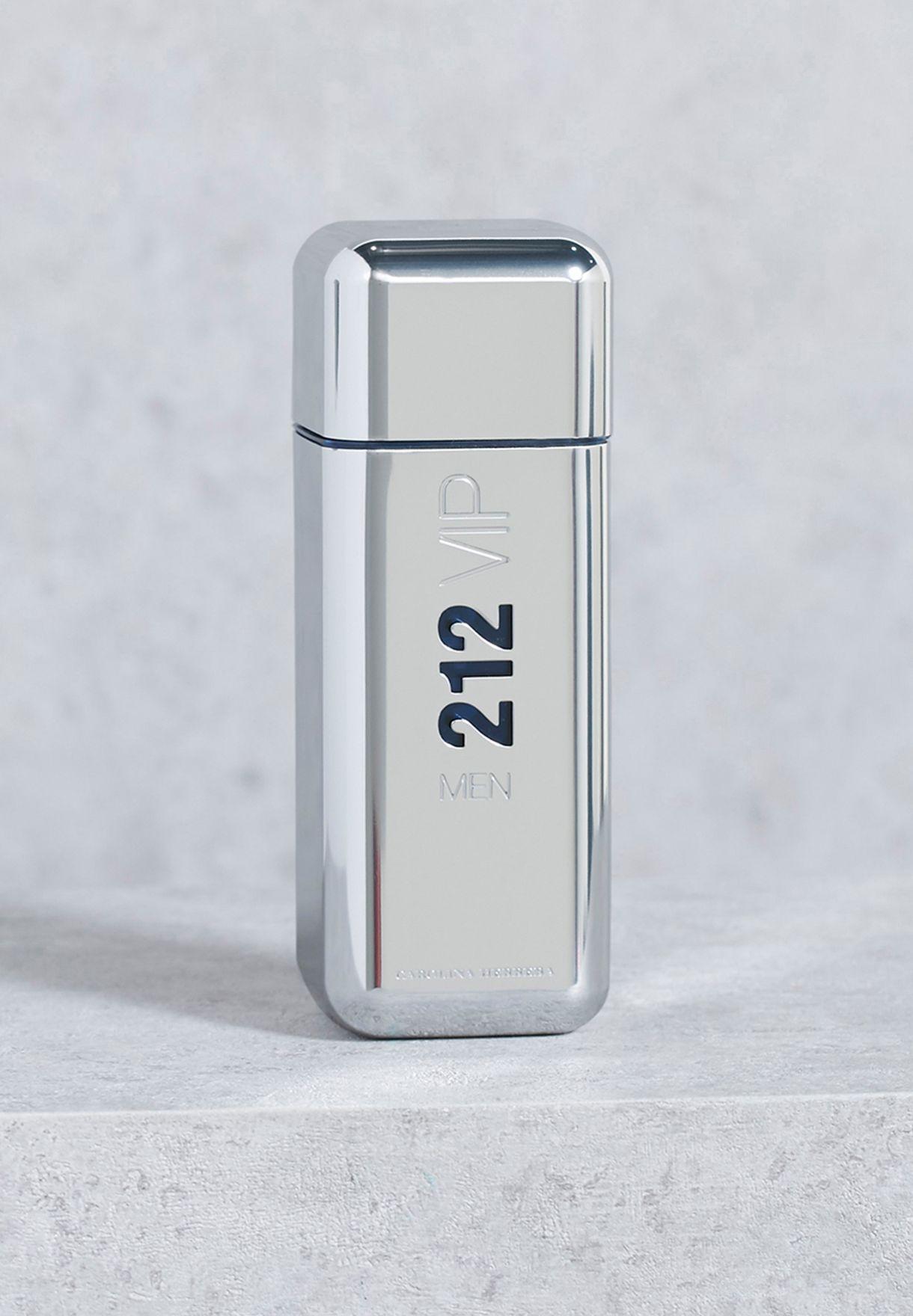 5dd684d1e تسوق عطر 212 في اي بي للرجال 100 مل ماركة كارولينا هيريرا لون شفاف ...