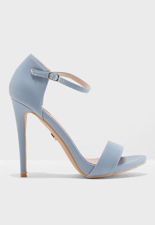 Blossom Stiletto Sandal