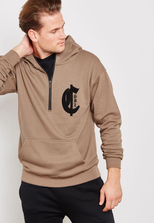 CSBL Half Zip Hoodie