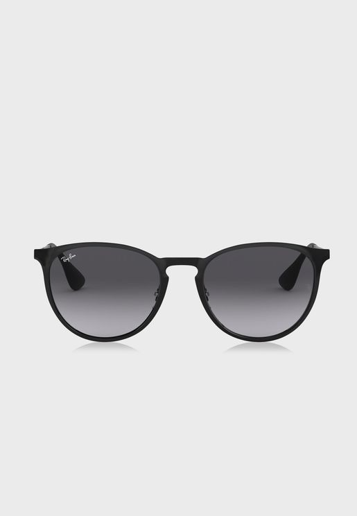 0RB3539 Erika Pilot Sunglasses