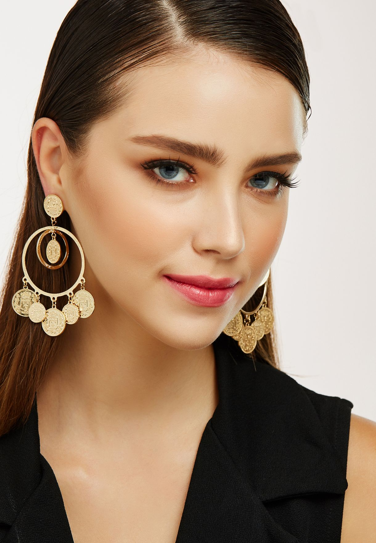 Friella Hoop Earrings